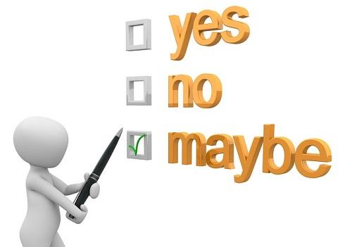 Maybe là gì? Cách phân biệt Maybe và May be