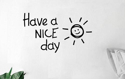 Have a nice day là gì trong tiếng anh