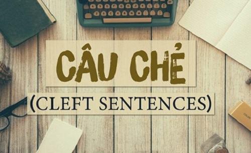 Cấu trúc câu chẻ Cleft Sentences trong Tiếng Anh + BÀI TẬP