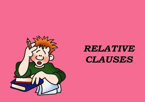Bài tập Mệnh đề quan hệ trong Tiếng Anh