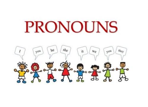 Đại từ (Pronoun) Ngữ pháp tiếng Anh