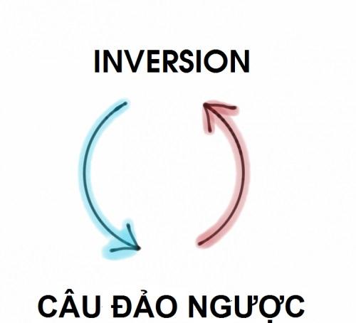 cấu trúc câu đảo ngữ