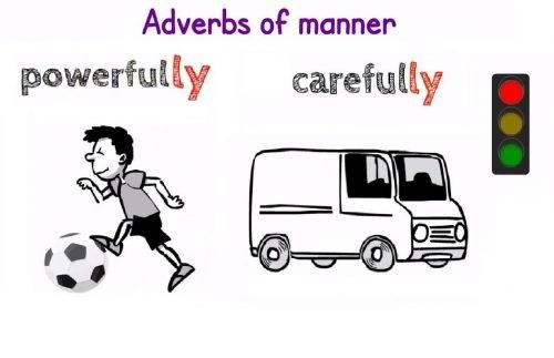 Trạng từ chỉ cách thức (Adverbs of Manner)