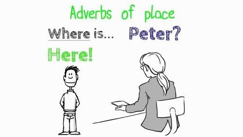 Cách dùng – Vị trí trạng từ chỉ nơi chốn