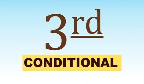 Bài tập câu điều kiện loại 3