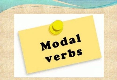 bài tập modal verb có đáp án
