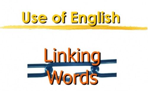 cách dùng các từ nối